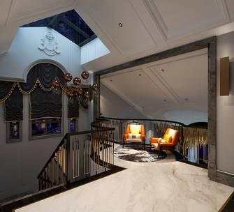 豪华型140平米别墅新古典风格走廊装修效果图