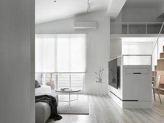 140平米复式现代简约风格客厅设计图