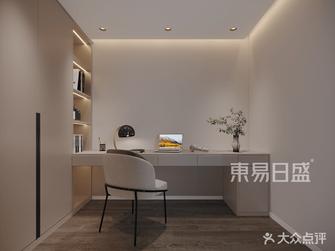 140平米复式现代简约风格书房欣赏图