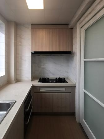 120平米三美式风格厨房欣赏图