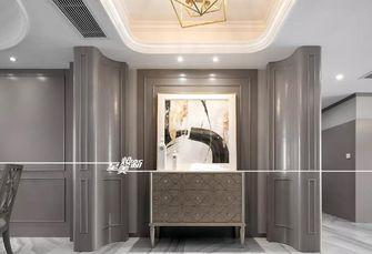 富裕型140平米四室两厅美式风格玄关图片