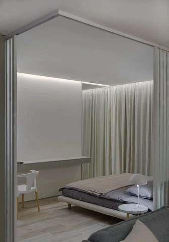10-15万30平米超小户型现代简约风格卧室装修效果图
