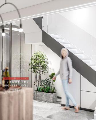 豪华型140平米别墅现代简约风格玄关欣赏图
