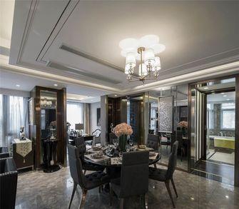 120平米四室两厅欧式风格餐厅效果图