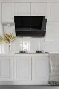 经济型90平米三法式风格厨房装修案例