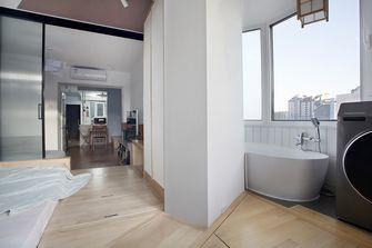 富裕型公寓现代简约风格走廊欣赏图