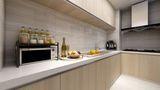 100平米三室两厅日式风格厨房效果图