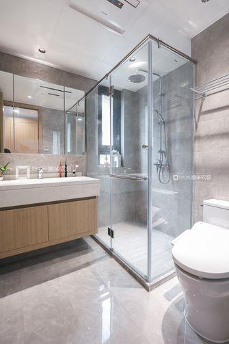 120平米四室两厅轻奢风格卫生间设计图