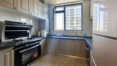 富裕型140平米四室一厅中式风格厨房图