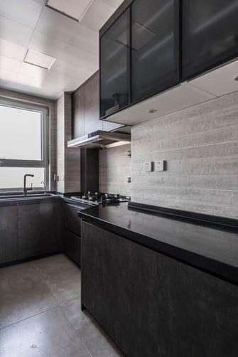经济型100平米三混搭风格厨房装修效果图
