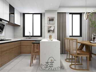 经济型120平米三现代简约风格厨房装修案例