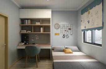 80平米三北欧风格客厅装修案例