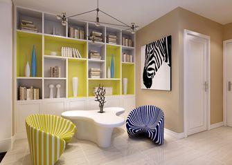 10-15万120平米三室两厅新古典风格书房图片