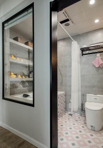 经济型60平米日式风格卫生间装修效果图