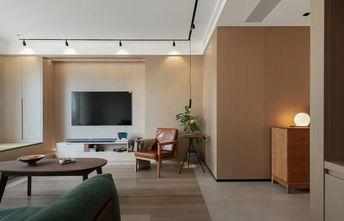 富裕型三室两厅日式风格客厅图片大全