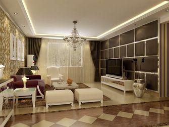 10-15万120平米三室两厅欧式风格客厅装修图片大全