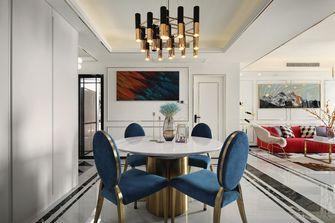 10-15万三室两厅轻奢风格餐厅效果图