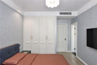 20万以上140平米复式现代简约风格卧室欣赏图