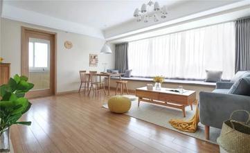 经济型90平米北欧风格客厅设计图