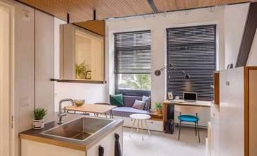30平米小户型现代简约风格客厅图片大全