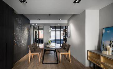 豪华型140平米四室一厅港式风格餐厅装修效果图