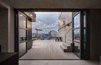 20万以上140平米复式现代简约风格阁楼效果图