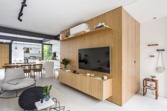 富裕型80平米三室两厅英伦风格卧室图片大全