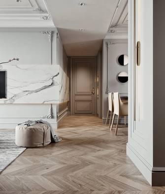 法式风格走廊装修效果图