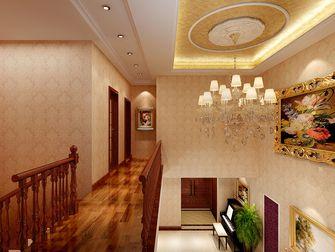 140平米三欧式风格楼梯间装修案例