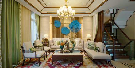三东南亚风格客厅装修案例