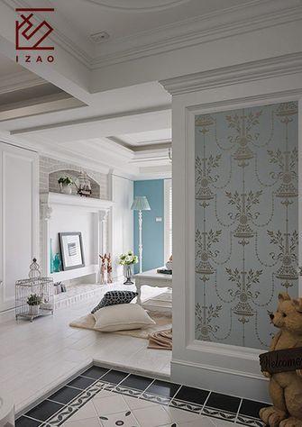 10-15万120平米三室两厅美式风格走廊图
