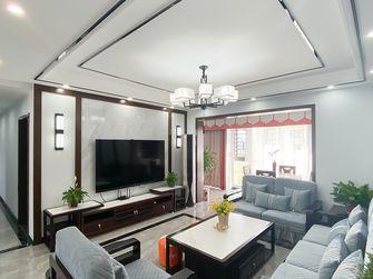 10-15万100平米三中式风格客厅图