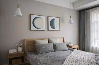 15-20万130平米四室一厅日式风格卧室设计图