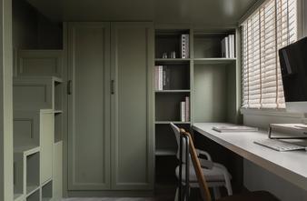70平米法式风格书房效果图
