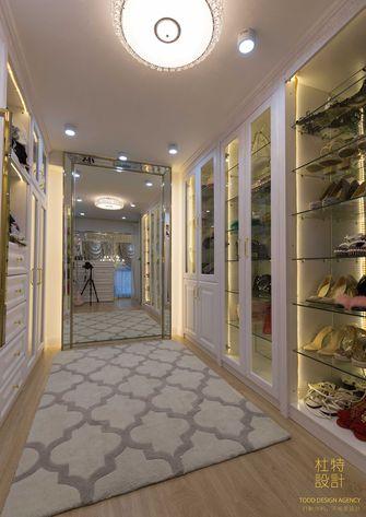 豪华型90平米复式新古典风格衣帽间装修图片大全