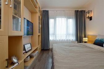 经济型80平米混搭风格卧室效果图