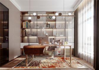 20万以上140平米四现代简约风格书房装修案例