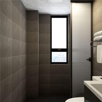 10-15万110平米三室一厅英伦风格卫生间欣赏图