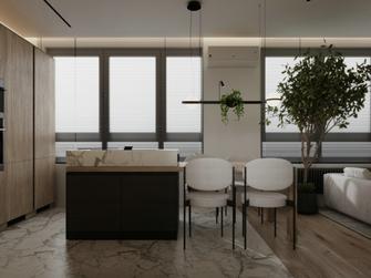 5-10万70平米日式风格餐厅设计图