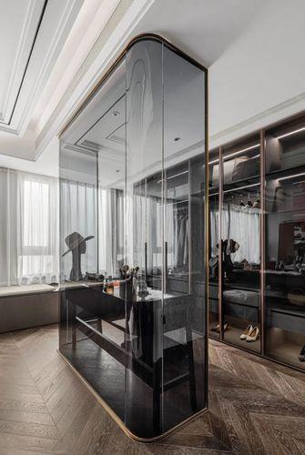 豪华型140平米别墅轻奢风格衣帽间图