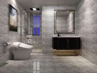 20万以上110平米复式新古典风格卫生间装修图片大全