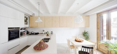 5-10万30平米小户型北欧风格餐厅装修案例