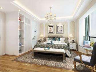 140平米欧式风格卧室欣赏图