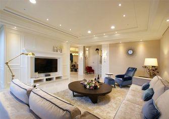 15-20万130平米三室两厅欧式风格客厅装修案例