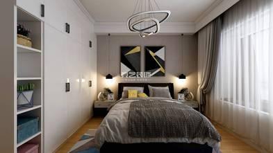 120平米四室两厅美式风格卧室图片