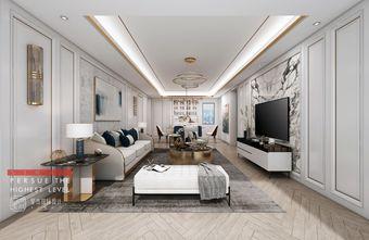 20万以上130平米别墅欧式风格客厅图