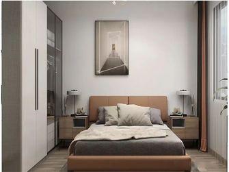 3-5万60平米一室一厅现代简约风格卧室设计图