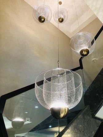 轻奢风格楼梯间装修案例