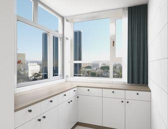 经济型70平米现代简约风格阳台设计图