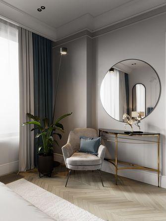 130平米三欧式风格梳妆台欣赏图